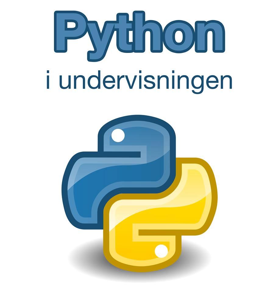 Python i undervisningen